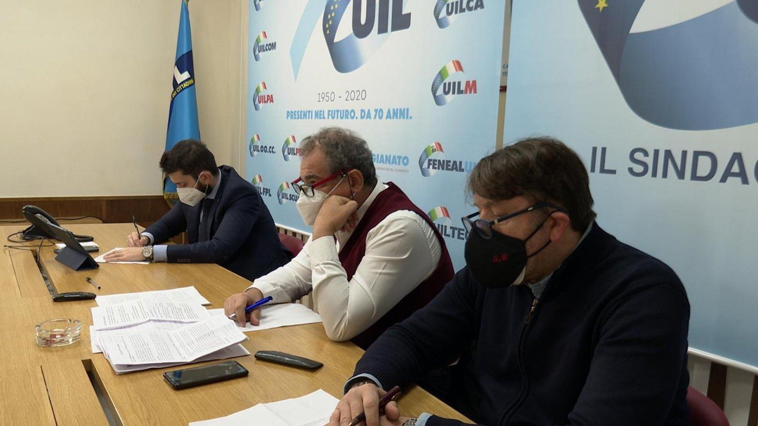 P.A. Librandi e Colombi (UIL) a Dadone: servono investimenti strutturali, non giochi a somma zero