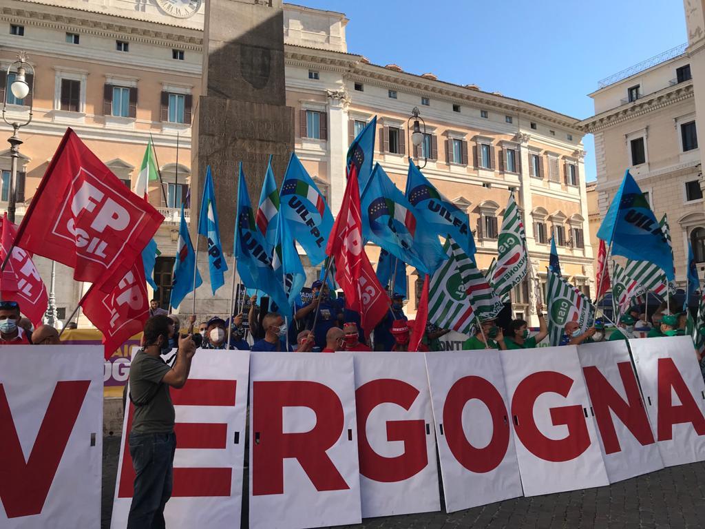 Contratti: Cgil Cisl Uil Fp, domani sciopero Sanità Privata